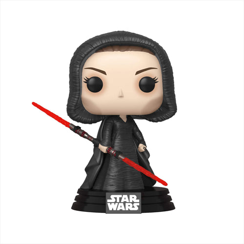Funko Pop! Star Wars: Rise of The Skywalker - Dark Rey - Find unique gifts for Star Wars fans, new star wars games and Star wars LEGO sets, star wars collectibles, star wars gadgets and kitchen accessories at Gifteee Cool gifts, Unique Gifts for Star Wars fans