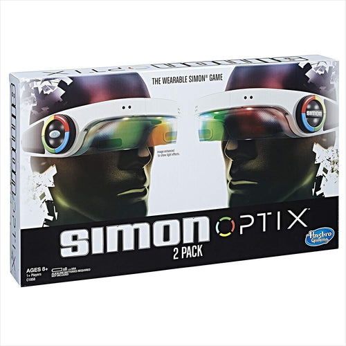 Simon Optix Game - Gifteee. Find cool & unique gifts for men, women and kids