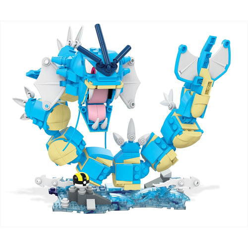 Mega Construx Pokemon Gyarados - Gifteee. Find cool & unique gifts for men, women and kids