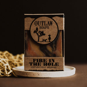 Western-style Handmade Soaps (Whisky, Leather, Gunpowder) - Gifteee. Find cool & unique gifts for men, women and kids