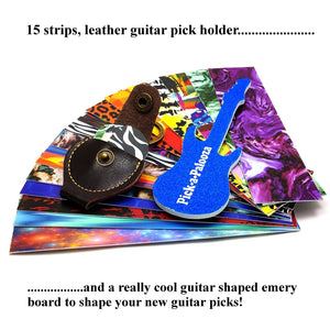 DIY Guitar Pick Punch-Musical Instruments - www.Gifteee.com - Cool Gifts \ Unique Gifts - The Best Gifts for Men, Women and Kids of All Ages