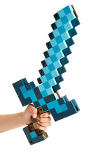 Load image into Gallery viewer, Minecraft Transforming Sword/Pickaxe - Gifteee. Find cool & unique gifts for men, women and kids