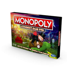 Load image into Gallery viewer, Monopoly LONGEST Game Ever-Toy - www.Gifteee.com - Cool Gifts \ Unique Gifts - The Best Gifts for Men, Women and Kids of All Ages