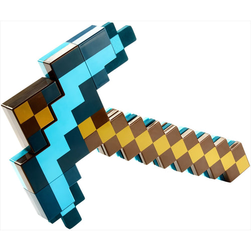 Minecraft Transforming Sword/Pickaxe-Toy - www.Gifteee.com - Cool Gifts \ Unique Gifts - The Best Gifts for Men, Women and Kids of All Ages