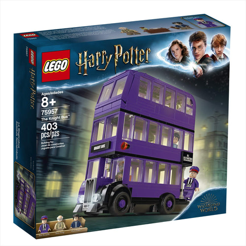 LEGO Harry Potter and The Prisoner of Azkaban Knight Bus - Gifteee. Find cool & unique gifts for men, women and kids