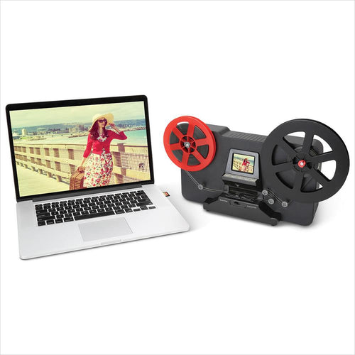 The Super 8 To Digital Video Converter - Find the newest innovations, cool gadgets to use at home, at the office or when traveling. amazing tech gadgets and cool geek gadgets at Gifteee Cool gifts, Unique Tech Gadgets and innovations