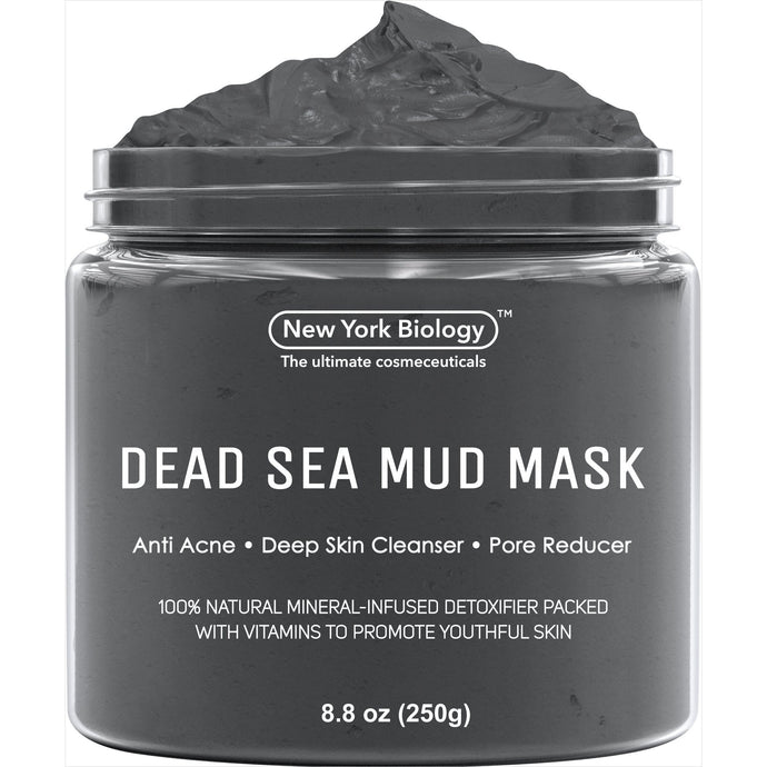 Dead Sea Mud Mask for Face and Body - All Natural - Spa Quality - Find unique gifts for teen girl and young women age 12-18 year old, gifts for your daughter, gifts for a teenager birthday or Christmas at Gifteee Unique Gifts, Cool gifts for teenage girls