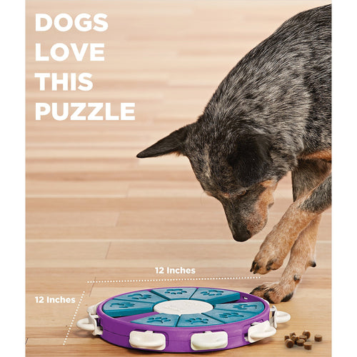Dog Twister Advanced Dog Puzzle Toy - Gifteee. Find cool & unique gifts for men, women and kids