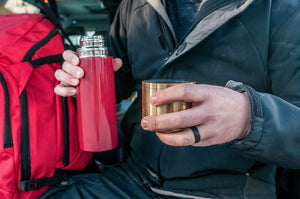 12 Gauge Shotshell Thermo Bottle 25-Ounce-Sports - www.Gifteee.com - Cool Gifts \ Unique Gifts - The Best Gifts for Men, Women and Kids of All Ages