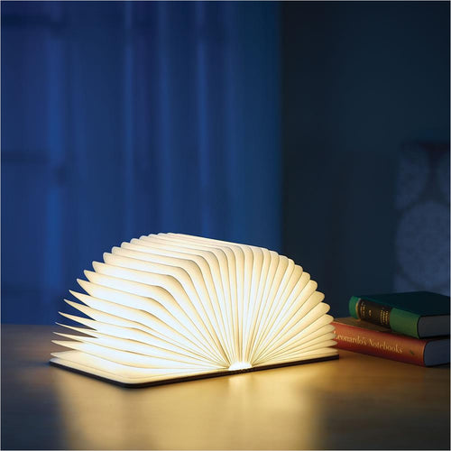 The Bibliophile's Book Lamp-lamp - www.Gifteee.com - Cool Gifts \ Unique Gifts - The Best Gifts for Men, Women and Kids of All Ages