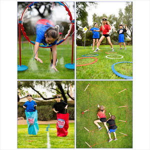 The American Ninja Warrior Obstacle Course-obstacle course - www.Gifteee.com - Cool Gifts \ Unique Gifts - The Best Gifts for Men, Women and Kids of All Ages