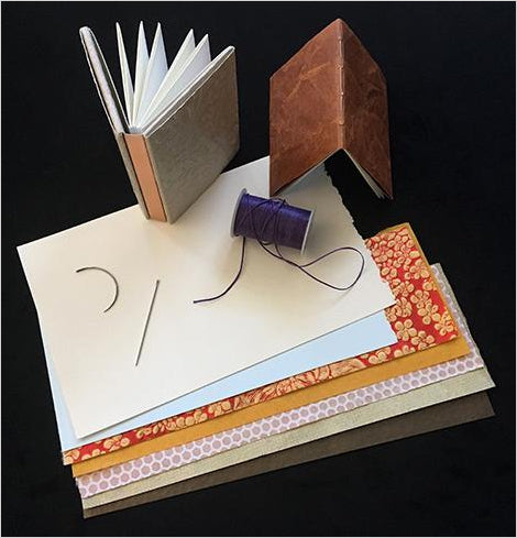 An Introduction to the Art of Book Binding (Online Course) - Find special books, flip books, pop up books, mysterious books, unique map books, unusual creative books at Gifteee unique books for kids and adults