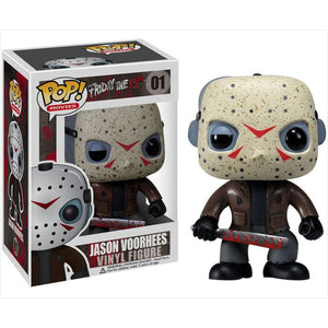 Funko Pop Friday the 13th Jason Voorhees-Toy - www.Gifteee.com - Cool Gifts \ Unique Gifts - The Best Gifts for Men, Women and Kids of All Ages