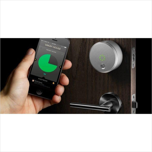 Keyless Smart Lock-smart key lock - www.Gifteee.com - Cool Gifts \ Unique Gifts - The Best Gifts for Men, Women and Kids of All Ages
