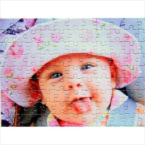 Personalized Photo Puzzle-puzzle - www.Gifteee.com - Cool Gifts \ Unique Gifts - The Best Gifts for Men, Women and Kids of All Ages