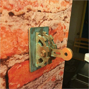 Steampunk Light Switch Cover with Lever-light switch - www.Gifteee.com - Cool Gifts \ Unique Gifts - The Best Gifts for Men, Women and Kids of All Ages