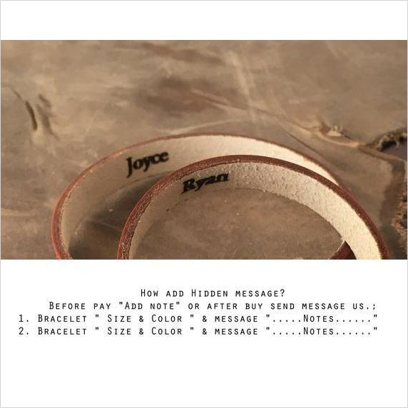Hidden Message Bracelet-bracelet - www.Gifteee.com - Cool Gifts \ Unique Gifts - The Best Gifts for Men, Women and Kids of All Ages