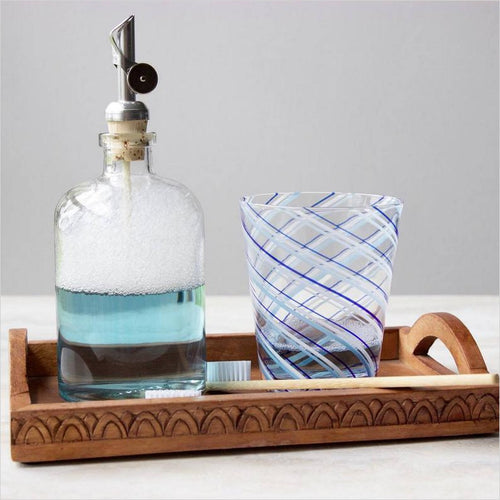 Apothecary Glass Dispenser-dispenser - www.Gifteee.com - Cool Gifts \ Unique Gifts - The Best Gifts for Men, Women and Kids of All Ages