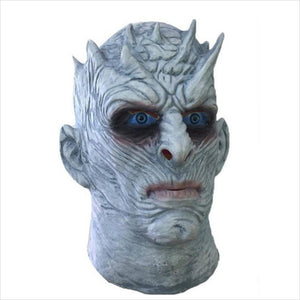 Game of Thrones-Night's King White Walker Full Head Mask-mask - www.Gifteee.com - Cool Gifts \ Unique Gifts - The Best Gifts for Men, Women and Kids of All Ages