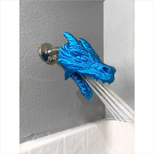 Game of Thrones - Ice Dragon Shower Head-shower head - www.Gifteee.com - Cool Gifts \ Unique Gifts - The Best Gifts for Men, Women and Kids of All Ages
