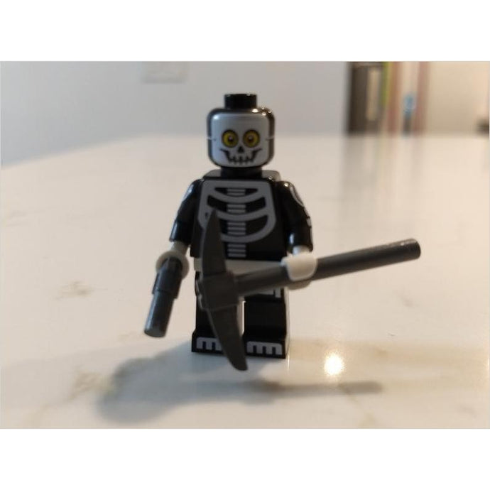 LEGO Custom Inspired Skull Trooper - Find Fortnite Battle Royale and Fortnite Chapter 2 Gifts for Fortnite Fans, and Epic games official gifts at Gifteee Unique Gifts, Cool gifts for kids and gamers