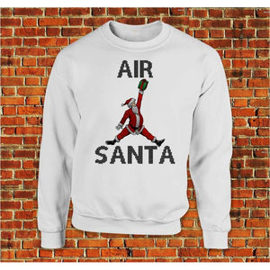 Air Santa Funny Christmas Sweater