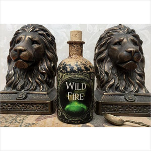 Game of Thrones. Wild Fire Bottle.-bottle - www.Gifteee.com - Cool Gifts \ Unique Gifts - The Best Gifts for Men, Women and Kids of All Ages