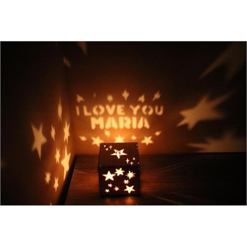 Personalized Romantic Light Up Gift - Gifteee. Find cool & unique gifts for men, women and kids