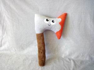 Pillow fight plush weapons-plush - www.Gifteee.com - Cool Gifts \ Unique Gifts - The Best Gifts for Men, Women and Kids of All Ages