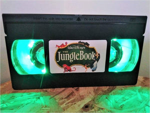 VHS Retro Lamp - Gifteee. Find cool & unique gifts for men, women and kids