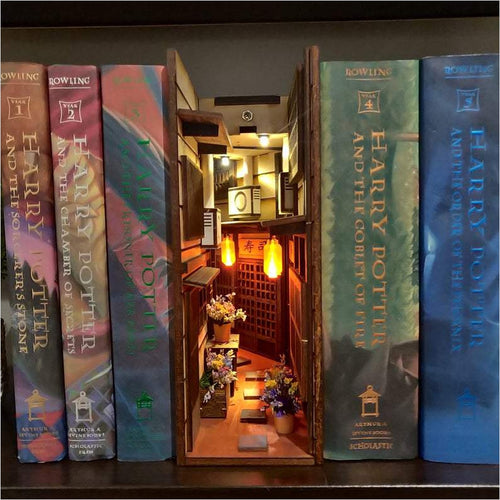 Old Town Booknook Bookshelf Insert - Gifteee. Find cool & unique gifts for men, women and kids