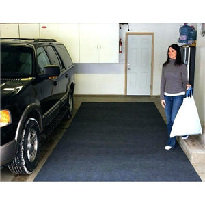 The Water Absorbing Garage Mat-mattress - www.Gifteee.com - Cool Gifts \ Unique Gifts - The Best Gifts for Men, Women and Kids of All Ages