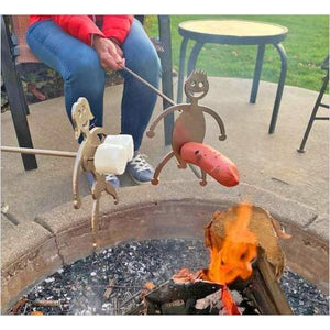 NSFW Marshmallow and Hot Dog Roasting Sticks