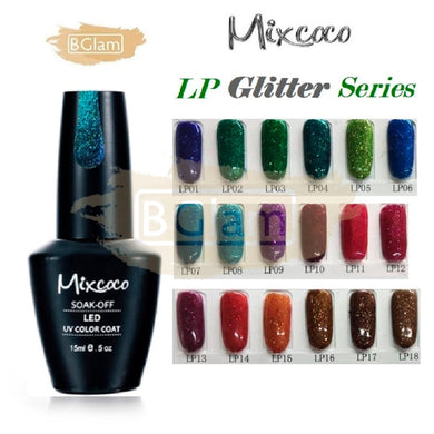 Mixcoco Soak-Off UV Gel Nail Polish RMC Collection
