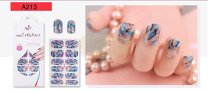 Nail Stickers - Radiance series nail stickers - A213