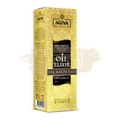 Agiva Hair Care Oil