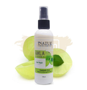 Inatur Hair Serum - Amla Hair Repair Serum (For Dull, Dry & Damaged Hair)
