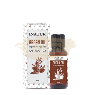 Argan Oil (For Face, Hair And Body) Pure & cold pressed oil for nourishing damaged, dry & brittle hair