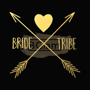 Tattoo Sticker Bridal - Bride Tribe B-003