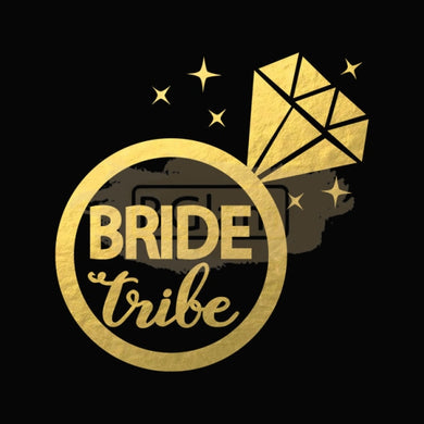 Tattoo Sticker Bridal - Bride Tribe B-004