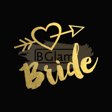 Tattoo Sticker Bridal - Bride B-009