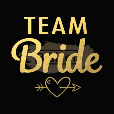 Tattoo Sticker Bridal - Team Bride B-012