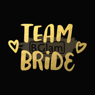 Tattoo Sticker Bridal - Team Bride B-024