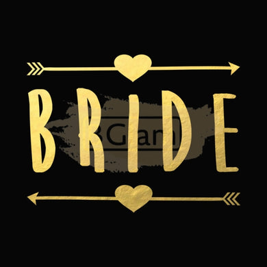 Tattoo Sticker Bridal - Bride B-032