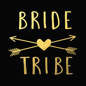 Tattoo Sticker Bridal - Bride Tribe B-033