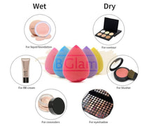 Non-Latex Beauty Blender Makeup Sponge Available in 3 shapes