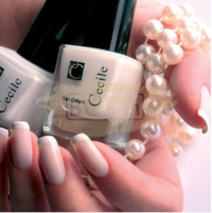 Cecile Nail Polish - French Manicure Set