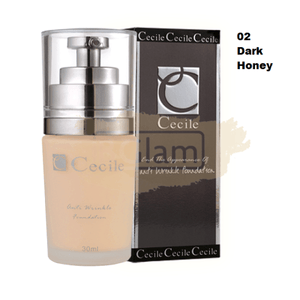 Cecile Foundation - End the Appearance of Anti-Wrinkle Foundation