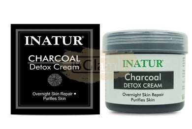 Inatur Charcoal Detox Cream