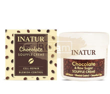 Inatur Chocolate & Raw Sugar Souffle Cremé - Cells Repair & Blemish Control (Face & Body)